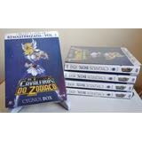 Box Dvd Cavaleiros Do Zodíaco Série Clássica Vol.3 Cygnus