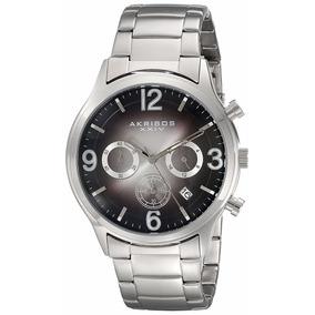 Reloj Cronógrafo Akribos Xxiv Ultimate Hombre Envío Gratis