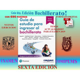 Guia Conamat 6ta Ed. Comipems Bachillerato+ Examenes 2019