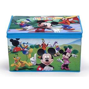 Baul Juguetero Disney Mickey Y Minnie Envio Gratis 7f5b4f26c34
