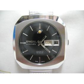 Reloj Enicar Crystal 7x Automático Vintage