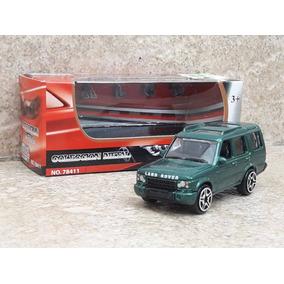 Land Rover Discovery 2004 Escala 1:64 Motor Max Verde