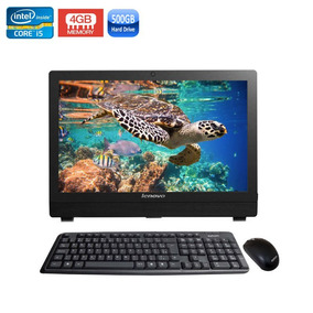 All In One Lenovo E73z Core I5 4° Geração 4gb Hd 500gb