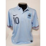 Camisa Seleção    França    Francesa 10 Benzema - Camisa França no ... 9e0ed7c4ba094