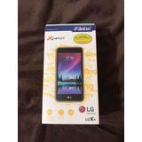 Teléfono Celular Lg K4