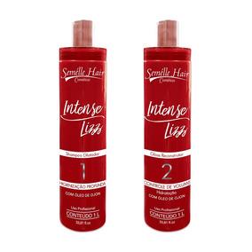 Kit Progressiva Profissional Semélle Hair Só Hoje + Brinde