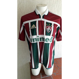 Camisa Fluminense adidas Unimed Número 11 Gg Antiga