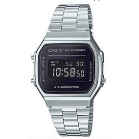 04fc02aa9df Relogio Casio Retro Vintage Prata Masculino - Relógios no Mercado ...