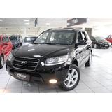 Hyundai Santa Fe 2.7 Aut. 5p 2009 *multimídia + 7 Lugares*
