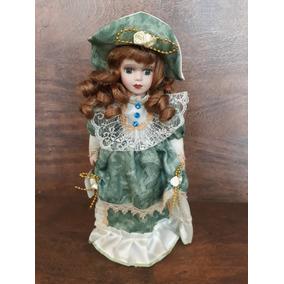 Boneca De Porcelana Ashley Belle Fine Bisque Porcelain Doll