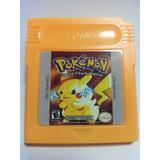 Game Boy/ Game Boy Color Pokemon Amarillo Español Repro