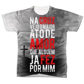 eefbb0f63 Camisetas Personalizadas Gospel Infantil (unisex) - Camisetas e ...