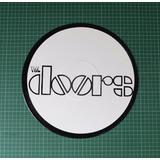 Logo De The Doors Sobre Disco De Acetato
