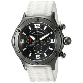 Reloj Acero Inoxidable Correa Goma 3cr.3356p20 Stührling