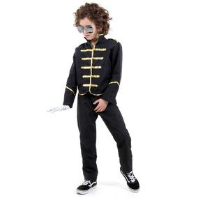 Fantasia Michael Jackson Infantil