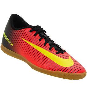 547f11b1e5 Chuteira Nike Futsal Mercurial Vortex 3 Ic Original V2mshop. R  229 90