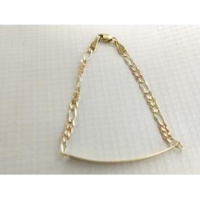 5da6c8a2f7a4 Esclavas Diamantadas - Pulseras Oro en Mercado Libre México