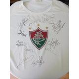 Reliquia Camisa Do Fluminense Década De 80 Autografada! - Esportes e ... 438729b3c7ffa