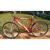 Bicicleta Caloi Aluminio Supra 21v