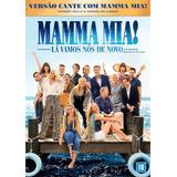 Dvd Mamma Mia: Lá Vamos Nós De Novo