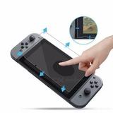 Mica Cristal Templado Para Nintendo Switch Vidrio