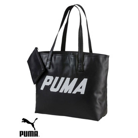 Bolsa Puma Large Shopper Black 074554 01 ab432c123353