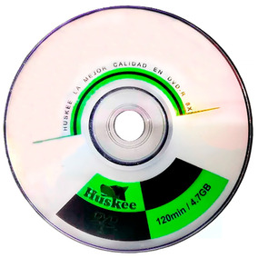 Dvd Virgen Marca Huskee 8x Con Felpa