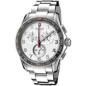 d0173fe1891d Reloj Victorinox Chrono Classic Xls - Relojes Pulsera en Mercado ...
