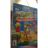 Yoshis Woolly World Wii U Físico Remate