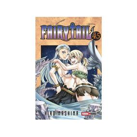 Todobloques Panini Manga Fairy Tail N.45