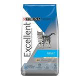 Alimento Excellent Adult Gato Adulto Pollo/arroz 15kg