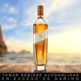 Whisky Johnnie Walker 18 Años 750 Ml