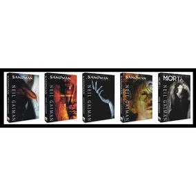 Sandman Definitivo - Vols. 1, 2, 3, 4 E Morte