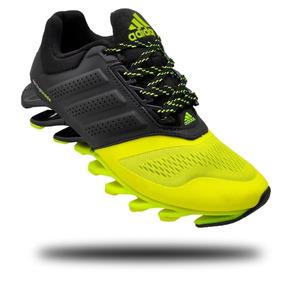 99f969ce5a Adidas Springblade Azul E Verde - Tênis no Mercado Livre Brasil