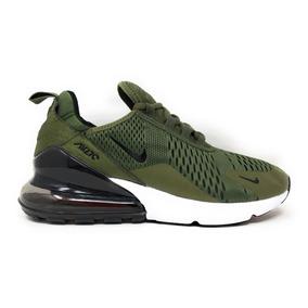 Tenis Nike Air Max 270 Military Green Hombre