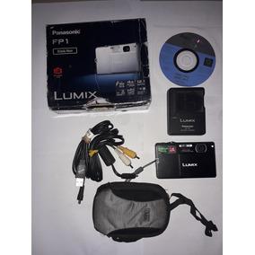 Cámara Fotográfica Digital Panasonic Lumix Fp1 Usada