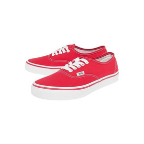 Tenis Vans Authentic Red Vermelho - Original - Importado