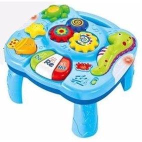 Mesa Didáctica Actividades Para Bebe Sonido Zippy Toys