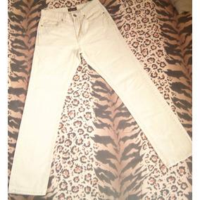 Jeans Color Beige