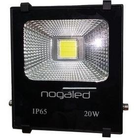 Refletor Led 20w Cob-6500k Superled Nogaled Classe A Bivolt