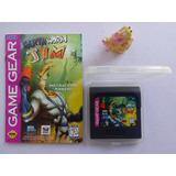 Earthworm Jim Sega Game Gear