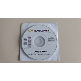 Cd Driver Rede Kaiomy Km8139d Linux Novell Solaris Windows