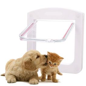 Porta Pet Com Trava 4 Funções Para Gatos E Cães Até 7 Kg