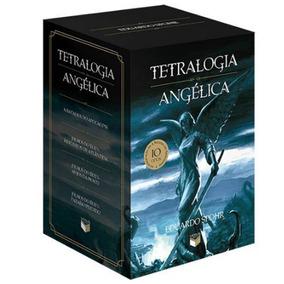Box Coleção Filhos Do Éden Batalha Do Apocalipse 4 Livros