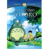 Mi Vecino Totoro Hayao Miyazaki Studio Ghibli Pelicula Dvd