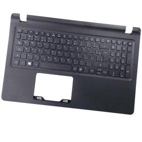 Carcaça Teclado Acer Es1-572 Nki1513035 Preto Usada (9112)