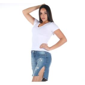 Bermuda Colcci Feminina Jeans Daniela