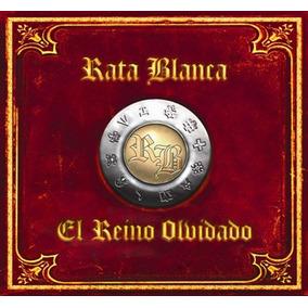 Rata Blanca El Reino Olvidado Edicion Con Medallon