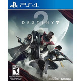 Destiny 2 Ps4 Fisico + 30 Dia De Plus + Contenido Adicional