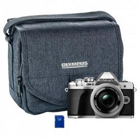 Câmera Olympus E-m10 Mark Ii 14-42mm Iir Preto